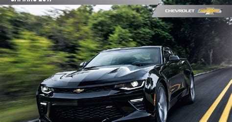 I Love Graff Okemos Downloadable 2017 Chevrolet Camaro