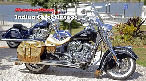 Review Indian Chief by Indian Chief Vintage Review