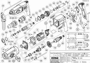 Hilti Te 60 Spare Parts List