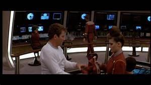 Star Trek V: The Final Frontier Easter Egg - Kirk's Daughter