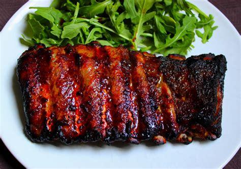 cuisiner des travers de porc invitations aux voyages culinaires r97 travers de porc au miel gingembre sauce de soja