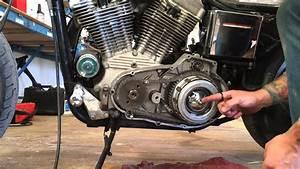 Harley Sportster Clutch Diagram