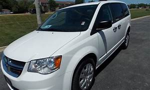 2019 Dodge Grand Caravan Se With New Freedom Rear Entry
