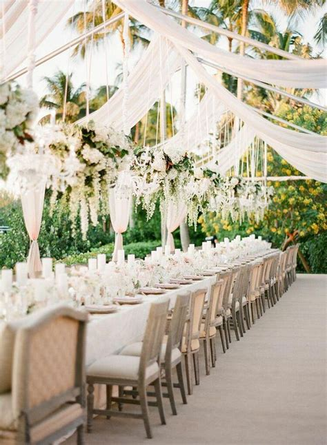 630 best outdoor wedding reception images on