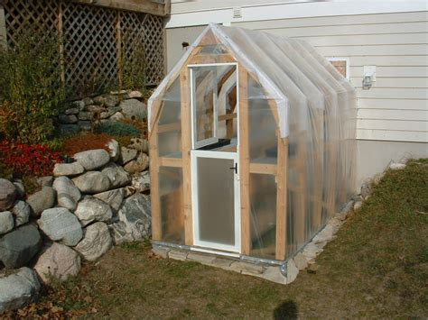 my homemade greenhouse thinman s blog