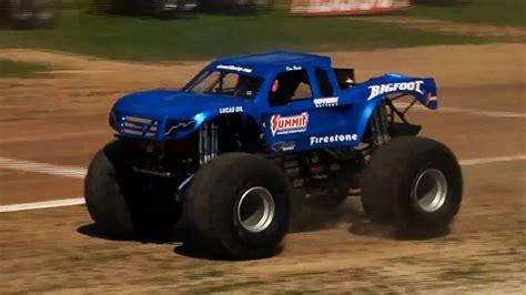 bigfoot monster truck video bigfoot monster truck guinness world records longest