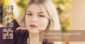 Coiffure Pour Noel : 3 id es de coiffures chics faciles pour no l antonin b ~ Nature-et-papiers.com Idées de Décoration
