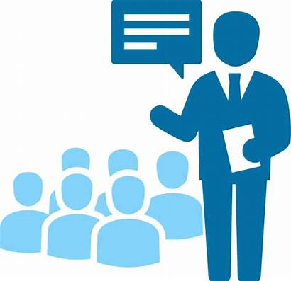 Presentation Skills Training Icon Speaking Executive Coaching