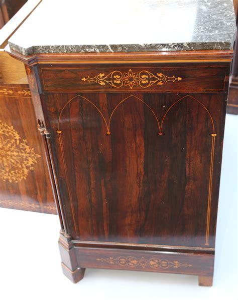 Commode Et Chevet by Commode Secr 233 Taire Et Chevet Circa 1830