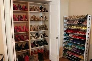 Schuhschrank Selbst Bauen : schuhschrank selber bauen eine kreative schuhaufbewahrung idee closet shoe ~ A.2002-acura-tl-radio.info Haus und Dekorationen