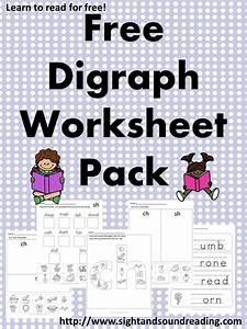 Digraph Worksheet Pack