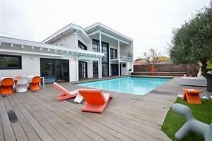 Maison A Vendre Merignac : maison d architecte avec piscine agence ea bordeaux ~ Dailycaller-alerts.com Idées de Décoration