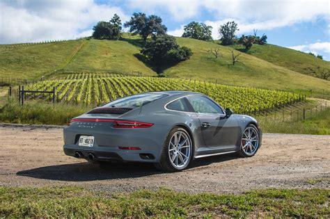 porsche carrera porsche 911 carrera s gains 30 hp with optional kit