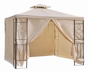 Seitenwände Für Pavillon : 4 seitenteile seiten teile seitenw nde f r 3x3 metall pavillion pavillon beige ebay ~ Indierocktalk.com Haus und Dekorationen