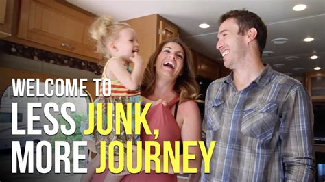 Rv Living With Less Junk, More Journey! Youtube