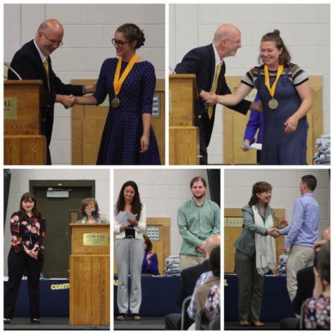 conval high school scholarships awards night conval regional high