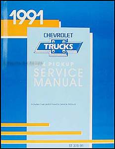 Downloads 1991 Chevy C  K Pickup Wiring Diagram M By
