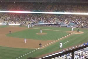 Seating Chart Dodger Stadium Rows Breakdown Of The Dodger Stadium Seating Chart Los