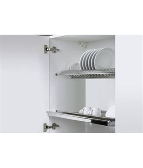 buy hettich dish rack drainer set ss    price  india snapdeal