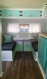 60+ Simple Camper Remodel and Renovation Ideas on A Budget ...