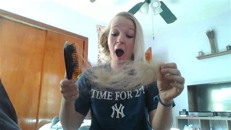 chemo hair loss - YouTube