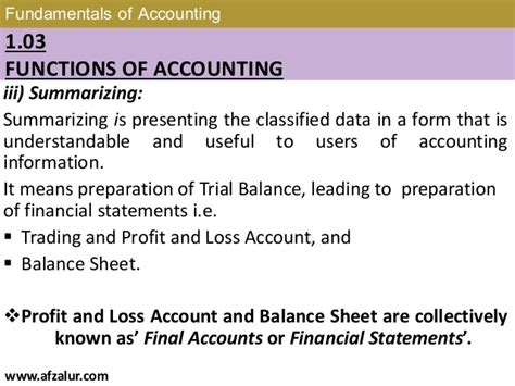 chapter  fundamentals  accounting