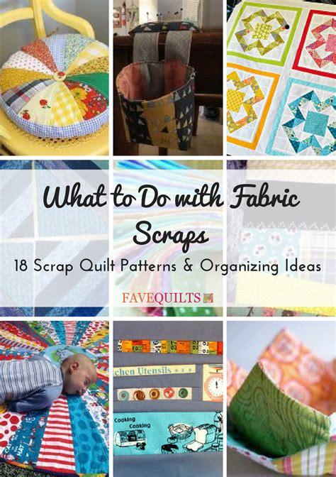 fabric scraps  scrap quilt patterns