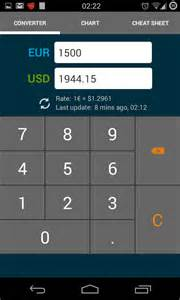 Convert Euro to Us Dollars Calculator