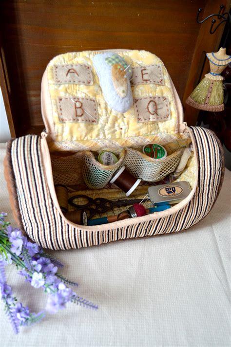 sewing kit tutorial diy tutorial ideas