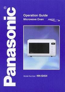 Nn-s454 Manuals