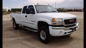2004 Gmc Sierra 2500hd Extended Cab Long Bed   Vortec 8 1l