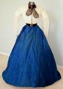 Viktorianischer Stil Kleidung : vintage ballkleid viktorianischer stil bluse rock gouvernante in kleidung ~ Watch28wear.com Haus und Dekorationen