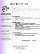 How To Make A Cover Letter For A Resume Examples Samples Cover Letter Examples Samples Free Edit With Word What Does A Resume Cover Letter Look Like Student Resume IECC FCC Career Services Cover Letters