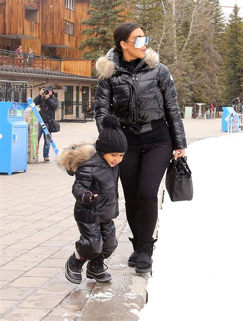 Inside the Kardashian Family Ski Vacation and the Top 5 Places to Visit While in Vail - Vogue