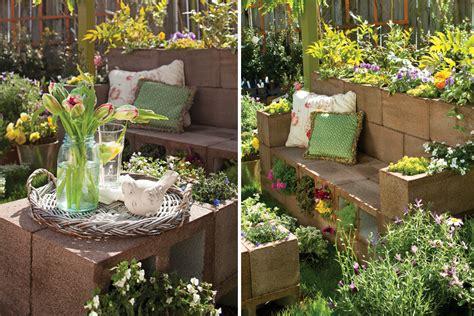 turn  junk  garden art  cottage journal