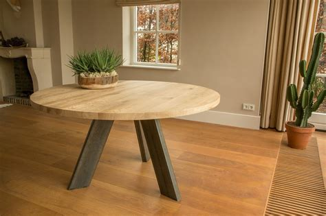 ronde industriele tafel dundee tafelsbe