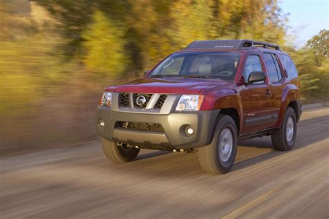 nissan 2008 car 2008 nissan frontier and xterra pricing announced news