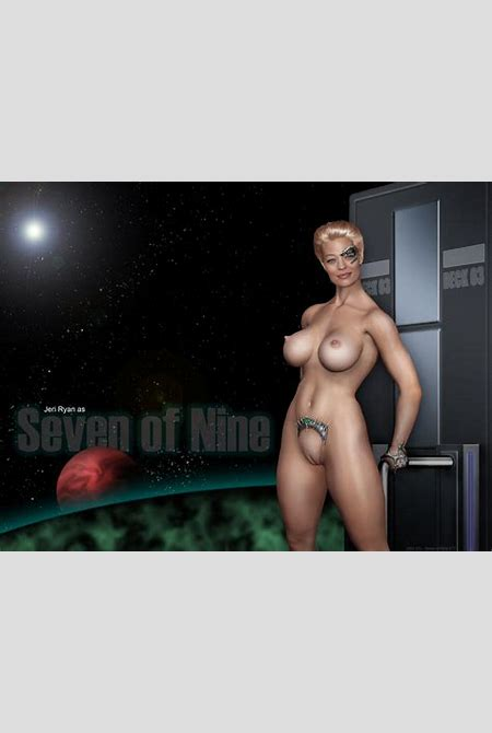 ICC Startrek Seven of Nine Naked 017.jpg in gallery Star Trek - Wallpapers (Picture 4) uploaded ...