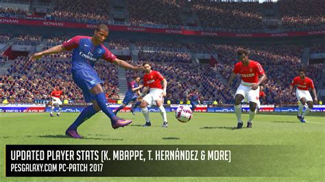 pes modif pesgalaxy pc patch 2017 4 00 aio released 09 04 17