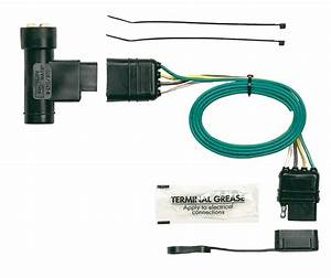 Hopkins Towing Solution Trailer Wire Connector Gmc S15