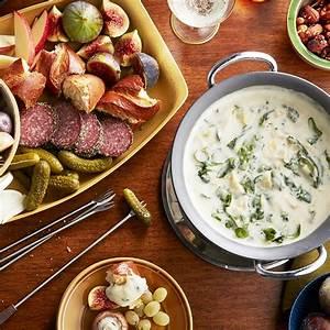 Dips Zum Fondue : artichoke spinach dip fondue chatelaine ~ Lizthompson.info Haus und Dekorationen