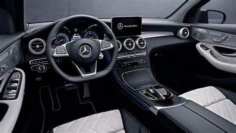 Some personalities immediately make their mark. 2019 GLC 300 4MATIC Coupe | Mercedes-Benz USA