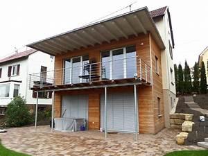 Wassermelone Anbau Balkon : mehrfamilienhaus anbau dangel holzbau ~ Watch28wear.com Haus und Dekorationen