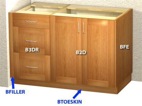 cabinet skins for kitchen cabinets base cabinet fillers 8033