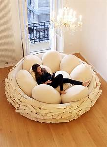 birds nest bed With nest sofa bed