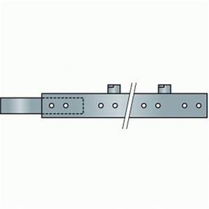Porte Coulissante Angle Droit : ferrures de porte de garage bricozor ~ Melissatoandfro.com Idées de Décoration