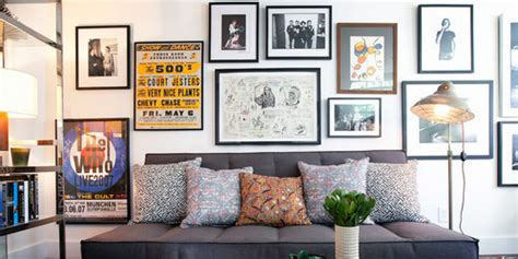 houzz wall decor how to create the gallery wall huffpost