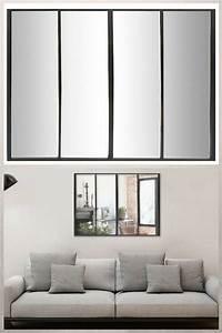 Miroir Hollywood Pas Cher : miroir original pas cher maison design ~ Teatrodelosmanantiales.com Idées de Décoration
