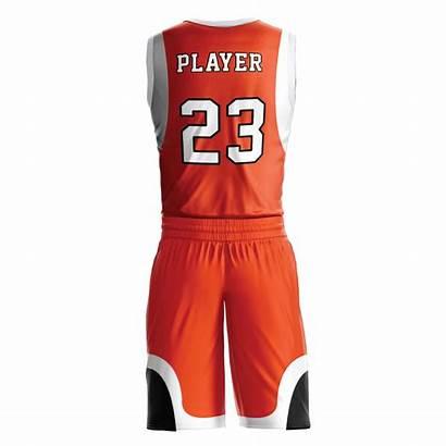 Basketball Uniform Sublimated Elite Uniforms Allen