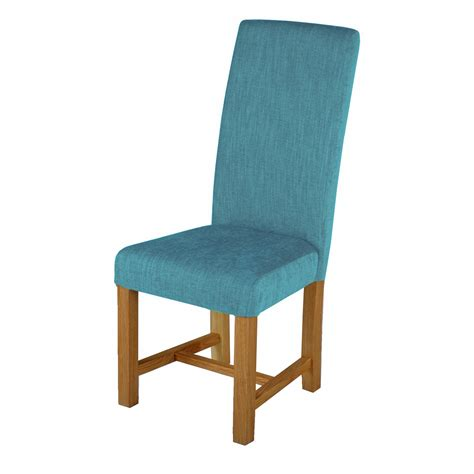 light blue dining chairs kensington fabric dining chair with oak legs